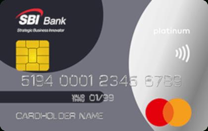 Кредитная карта SBI Bank